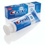 Зубные пасты Crest