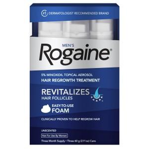 Rogaine - для роста волос